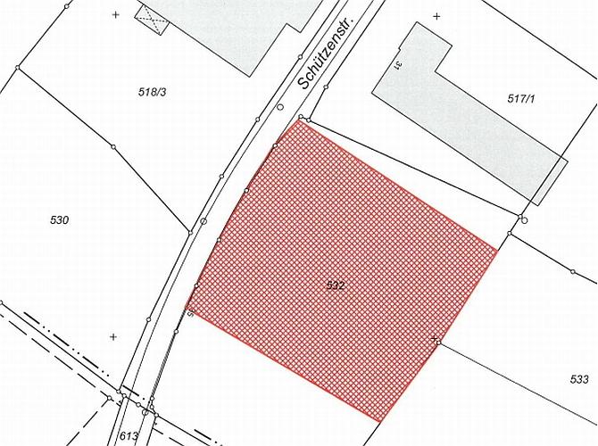 Schoenwald_FlurNr532_Sondernutzungsgebiet_Lage