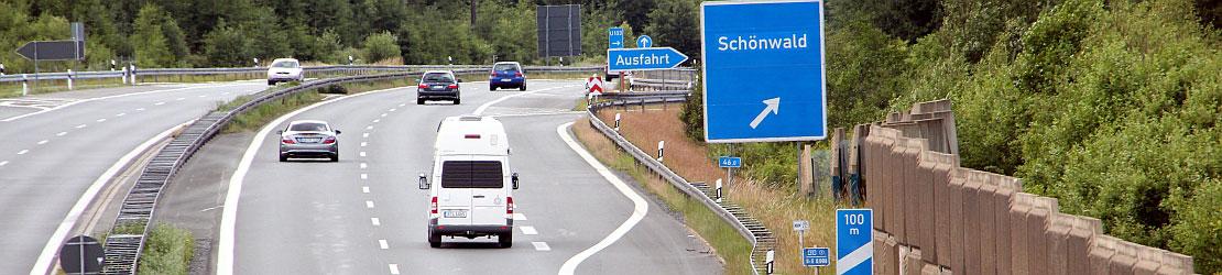 Schönwald - Wirtschaft - Standortportrait