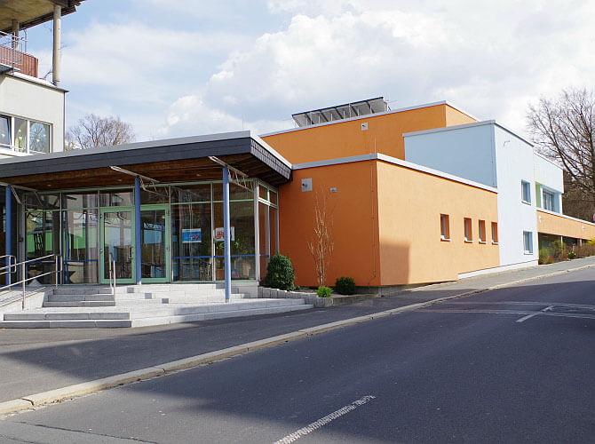Leben in Schönwald - Einrichtungen - Sporthalle