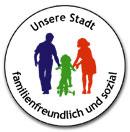 Logo -Stadt der Familie