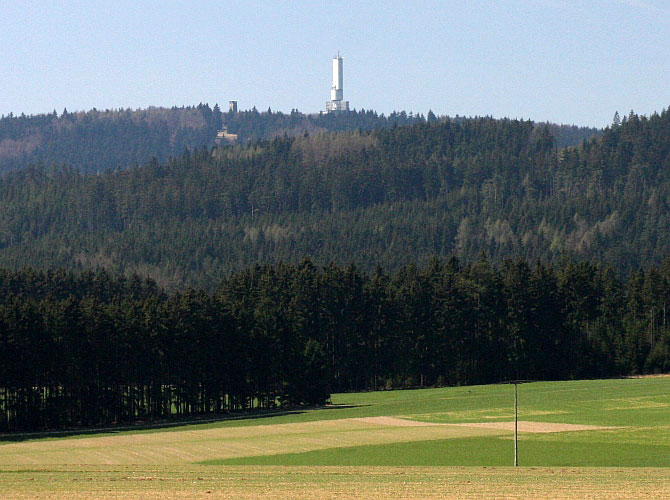 Schönwald - Tourismus - Sehenswert - Kornberg