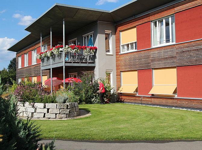 Leben in Schönwald - Einrichtungen - Seniorenheim